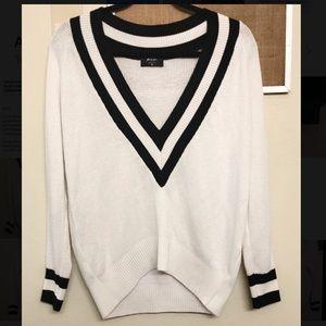 Nasty Gal: Boys Club Deep V-Neck Sweater